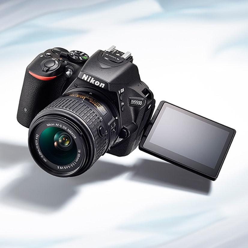 Изображение Nikon D5500 DSLR