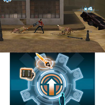 Зображення 3DS Generator REX - Agent of Providence