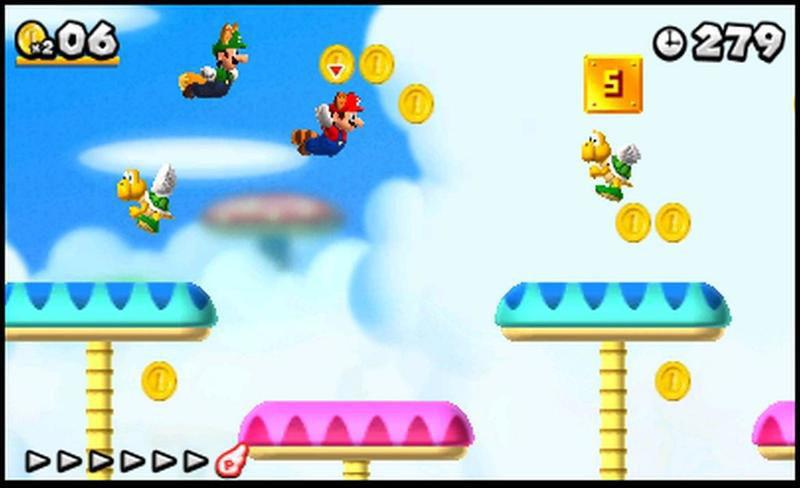 Зображення 3DS New Super Mario Bros 2