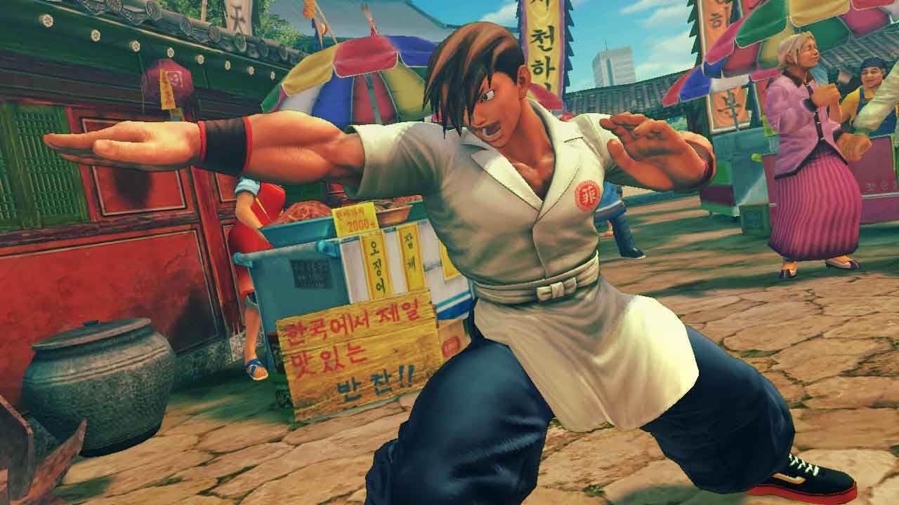 Изображение 3DS Super Street Fighter IV 3D Edition