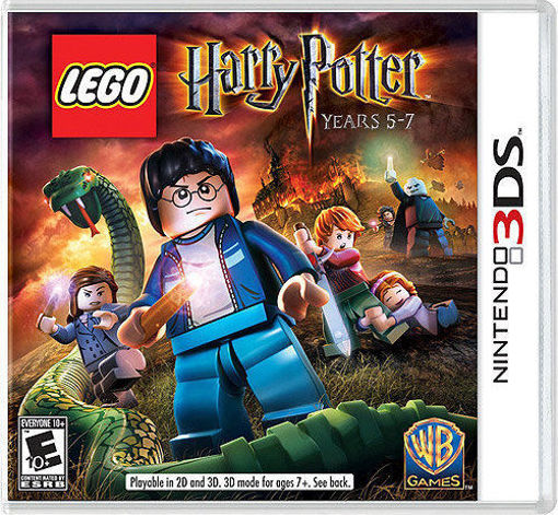 Picture of 3DS Lego Harry Potter
