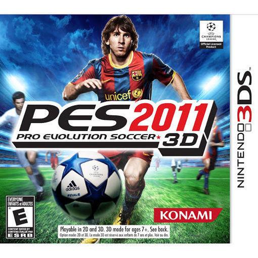 Изображение 3DS PES 2011 - Pro Evolution Soccer 3D