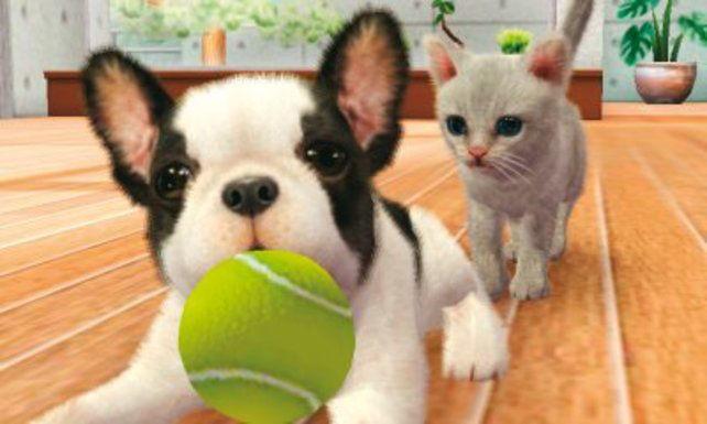 Изображение 3DS Nintendogs + Cats