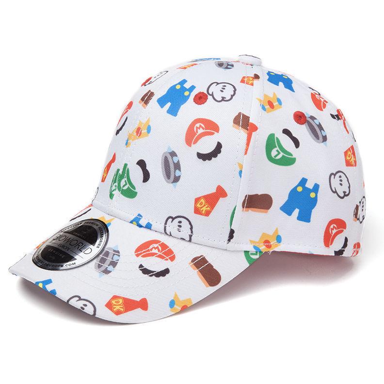 Nintendo - White Cap