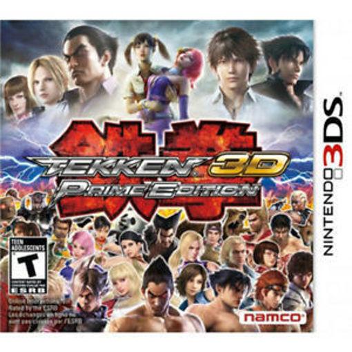 Изображение 3DS Tekken 3D Prime Edition