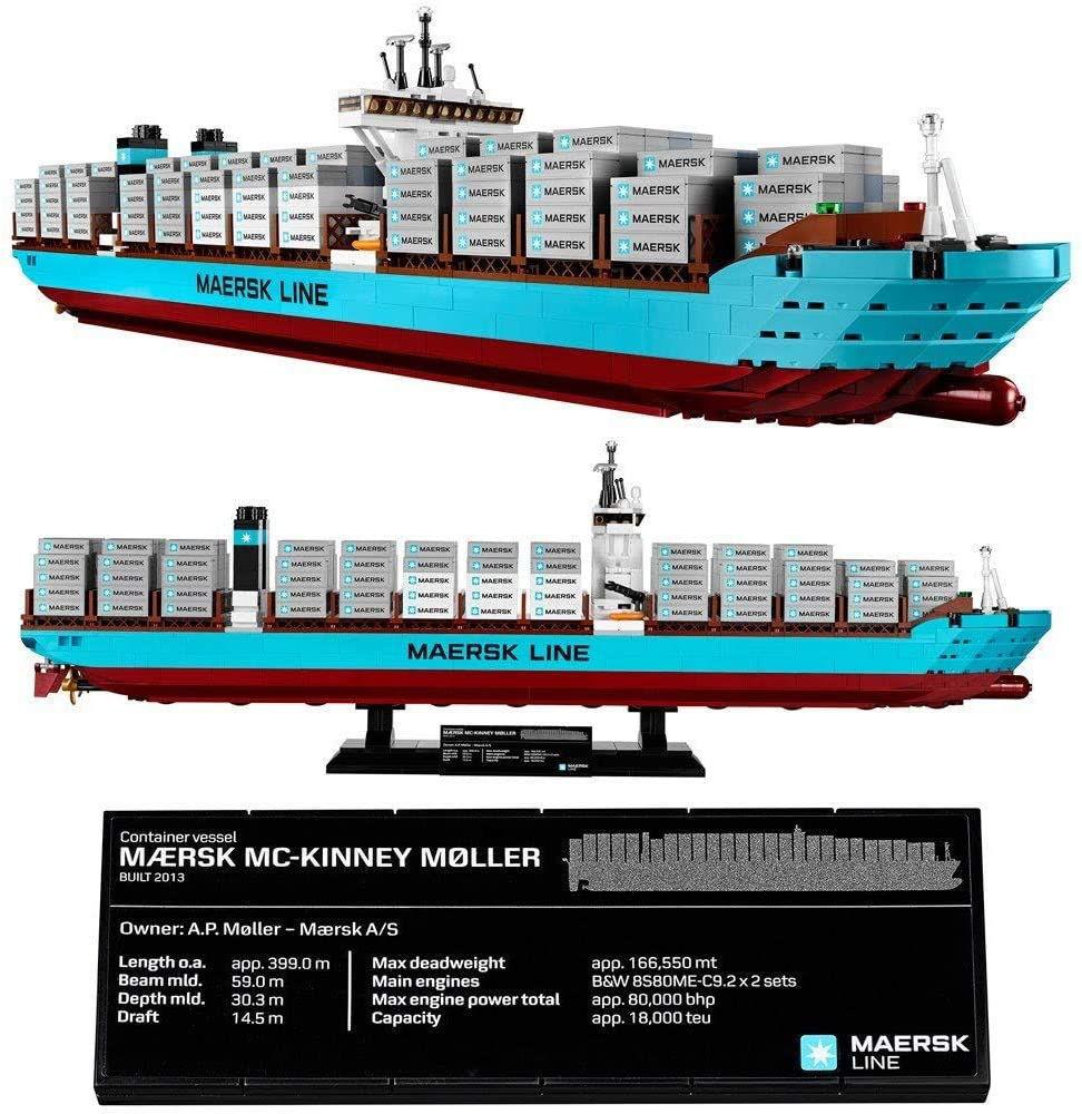 LEGO Creator Maersk Line Triple-E
