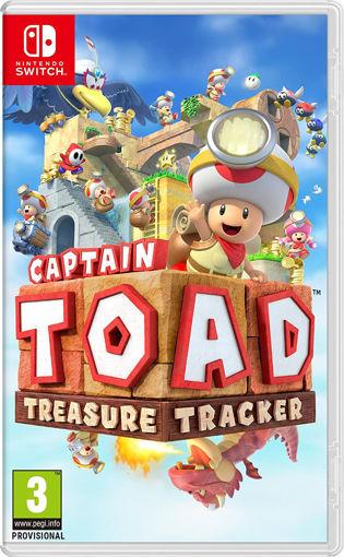 Picture of CAPTAIN TOAD: TREASURE TRACKER