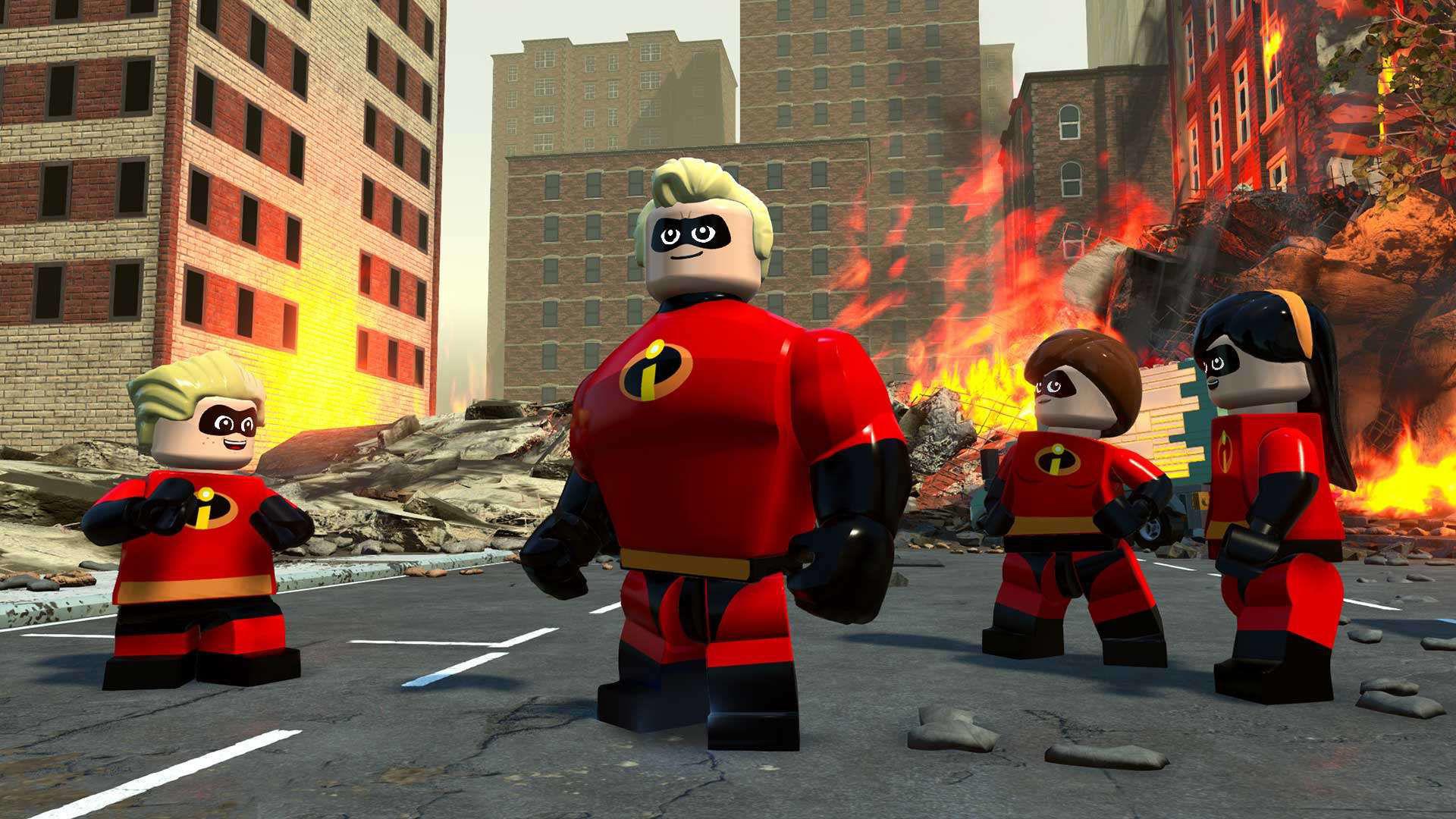 Imagen de LEGO The Incredibles