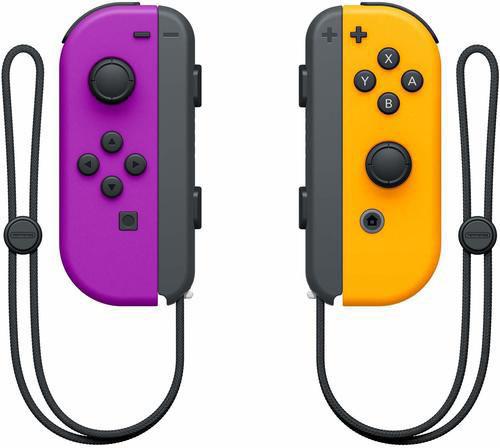 Изображение Nintendo Switch Joy-Con Pair Purple & Orange