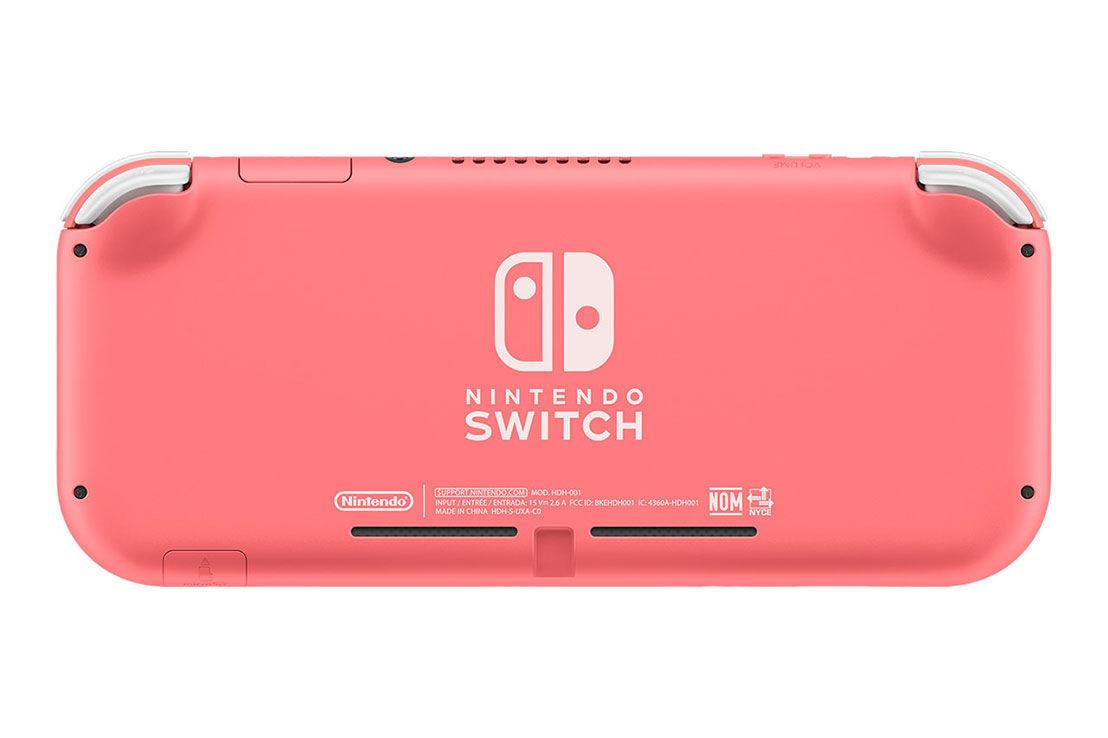 Изображение Nintendo Switch Lite - Coral