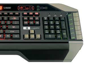 Saitek Cyborg Keyboard