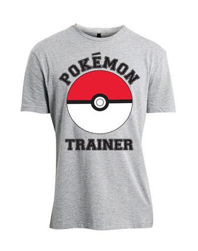 Изображение Pokémon -  Pokemon Trainer Shirt