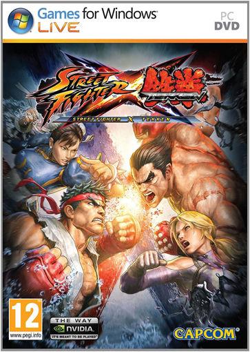 PC Street Fighter X Tekken