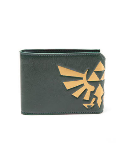 Изображение Wallet with Zelda - Hyrule Emblem