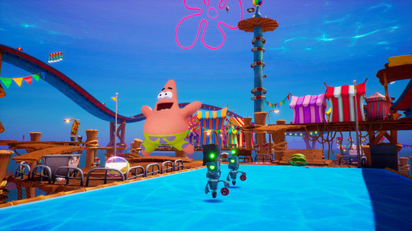 Imagen de Spongebob SquarePants: Battle for Bikini Bottom - Rehydrated