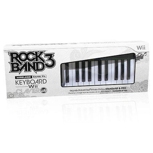Rock Band 3 Keyboard (Wii & WiiU)