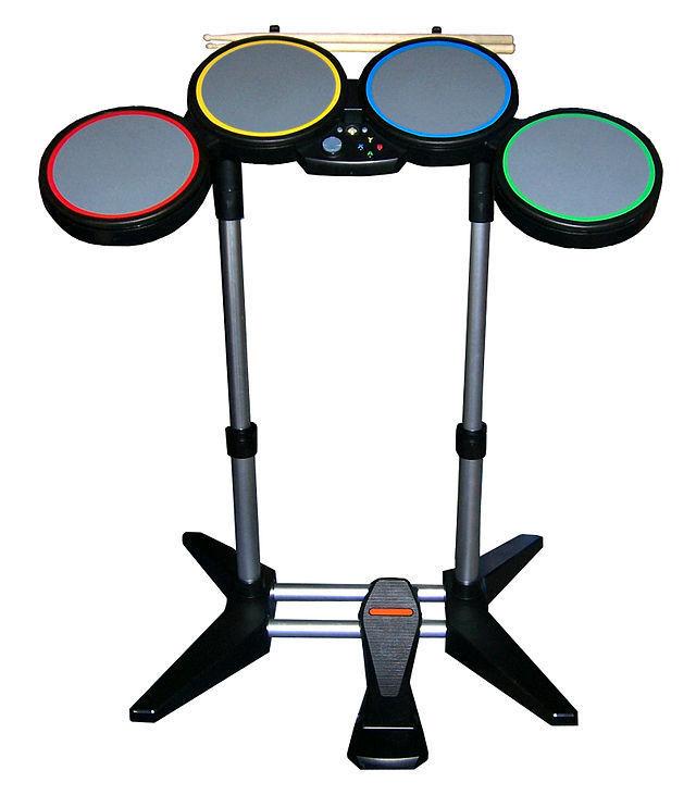 Rock Band Drum Set (PS2, PS3 & PS4)