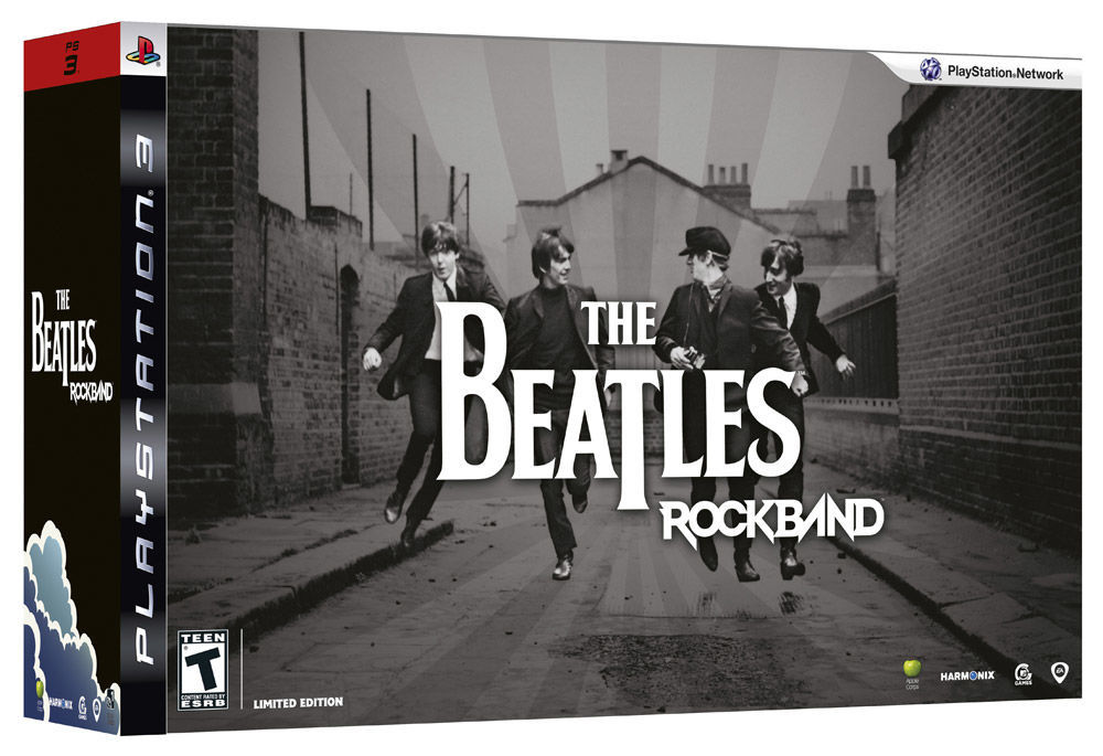 Rock Band Beatles Drums (PS3 & PS4)