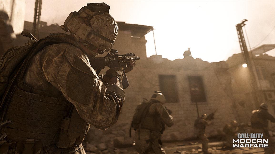 Изображение Call Of Duty: Modern Warfare