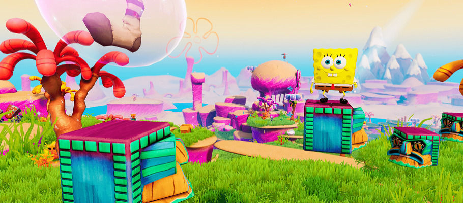 Изображение Spongebob SquarePants: Battle for Bikini Bottom - Rehydrated