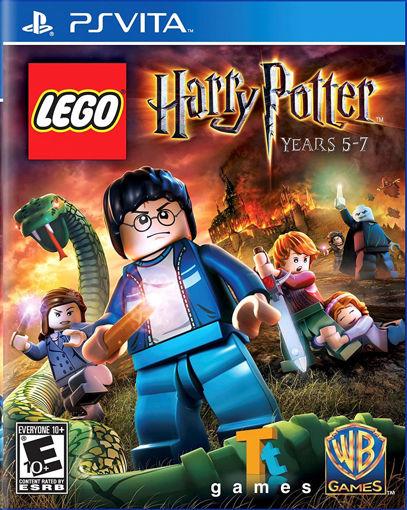 PSVITA Lego Harry Potter years 5-7
