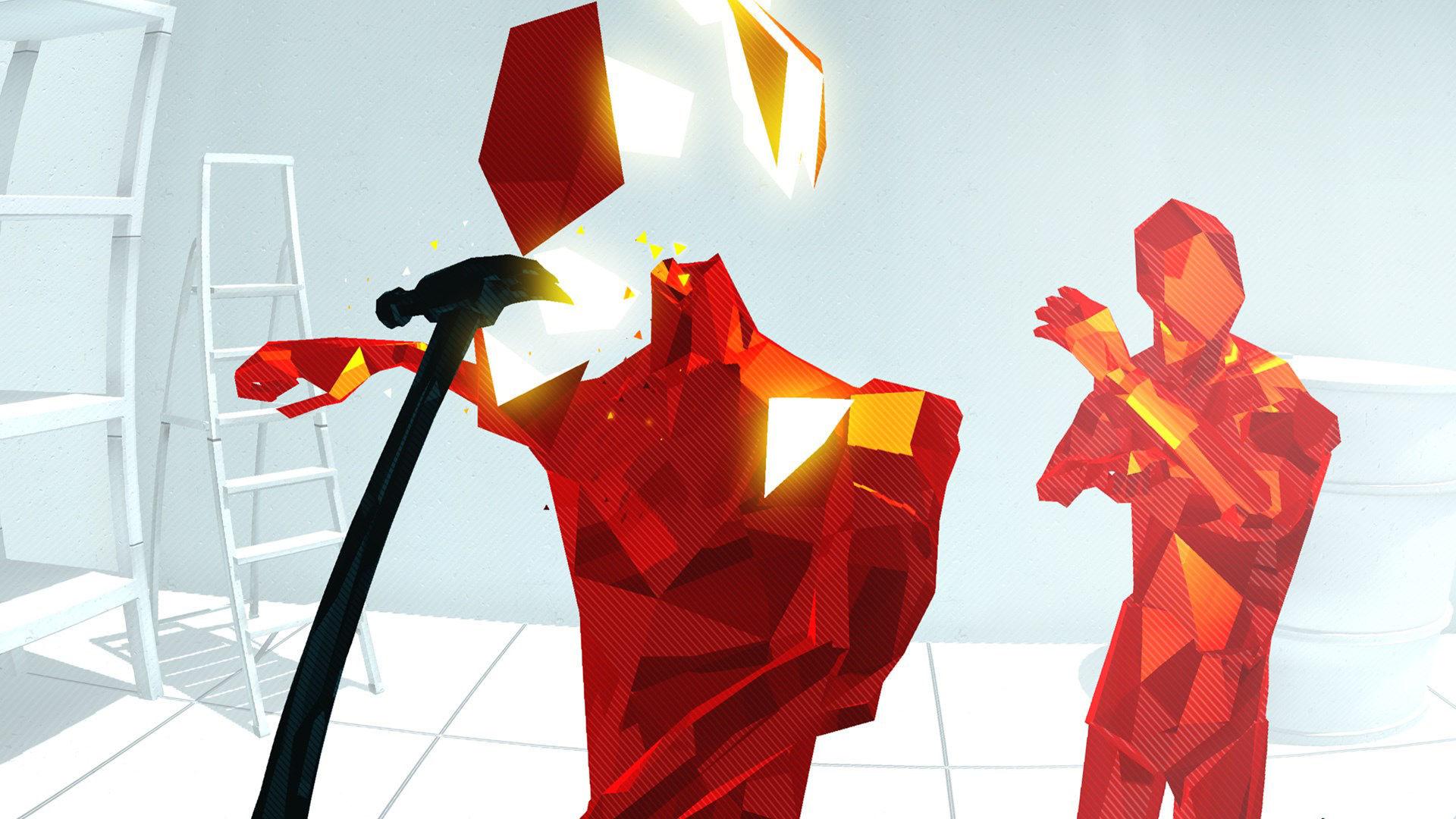 Изображение Superhot VR