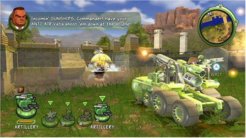 Изображение Battalion Wars 2 - Wii