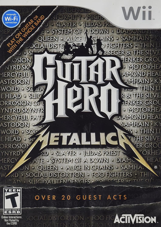 Picture of Guitar Hero Metalica - Wii