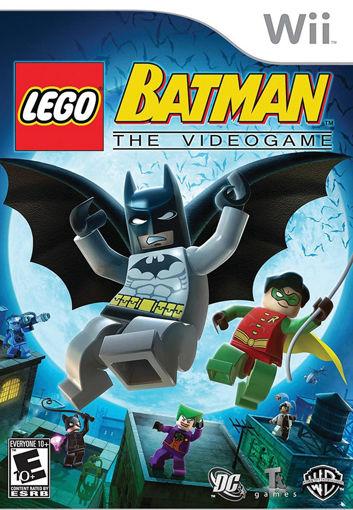 Imagen de Lego Batman Wii