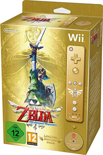 Picture of The Legend of Zelda - Skyward Sword Limited Edition Pack - Wii