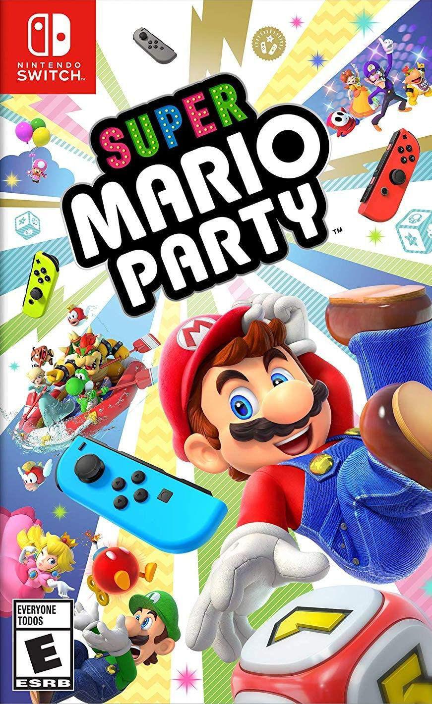 Imagen de SUPER MARIO PARTY