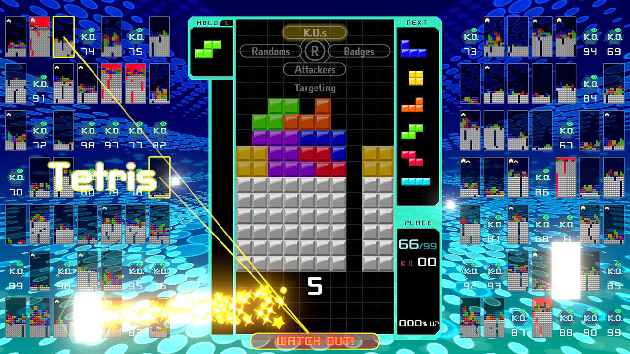 Picture of Tetris 99 + NSO