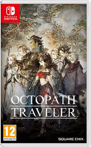 Picture of OCTOPATH TRAVELER