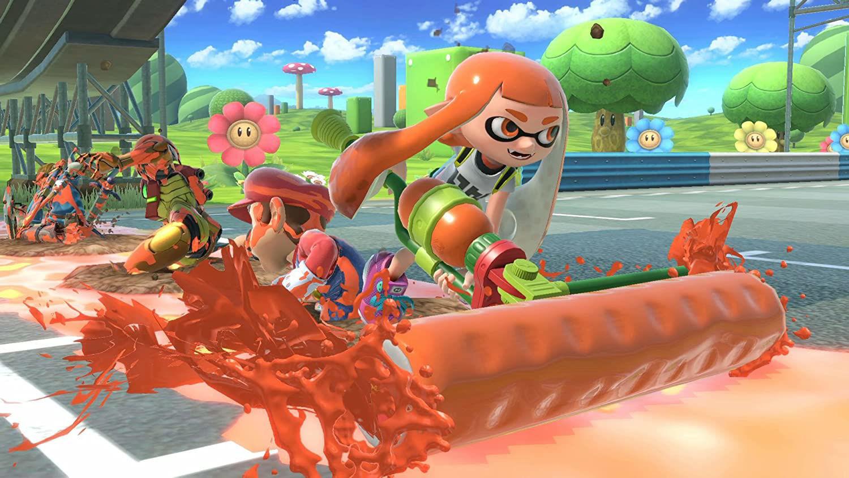 Изображение Super Smash Bros - Ultimate