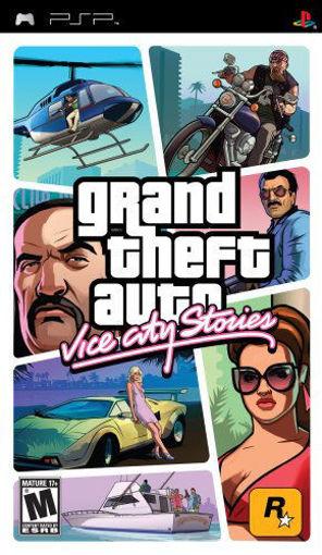 Grand Theft Auto: Vice City Stories - PSP