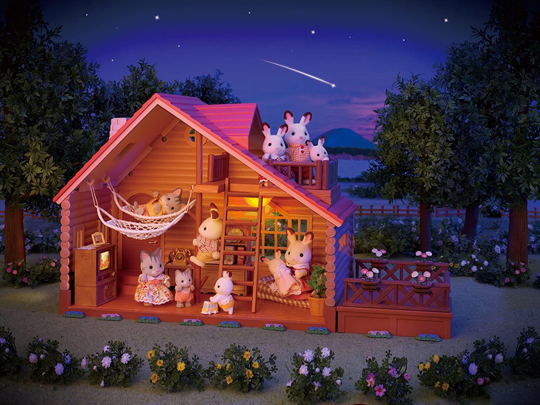 Изображение Sylvanian Families - Log Cabin