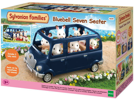 Изображение Bluebell Seven Seater
