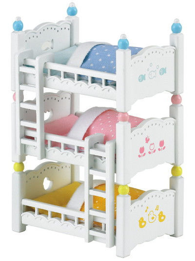 Picture of Triple Bunk Beds
