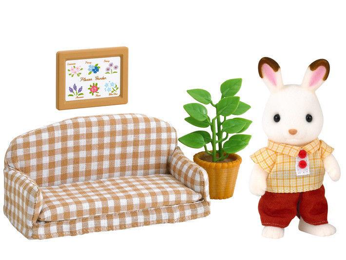 Изображение Chocolate Rabbit Father Set