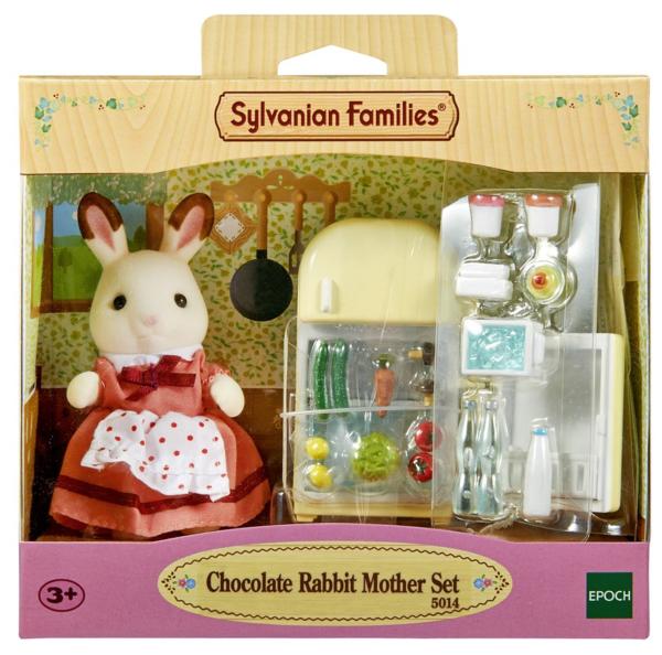 Изображение Chocolate Rabbit Mother Set