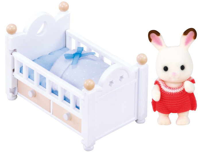 Imagen de Chocolate Rabbit Baby Set