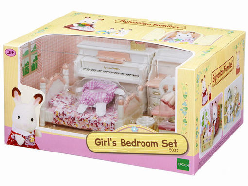 Picture of Girl's Bedroom Set