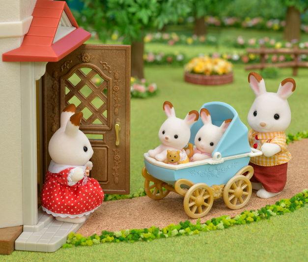 Изображение Chocolate Rabbit Twins Set