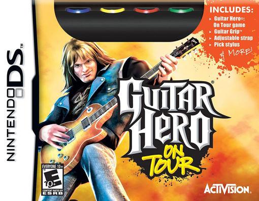 Guitar Hero: On Tour (Nintendo DS)