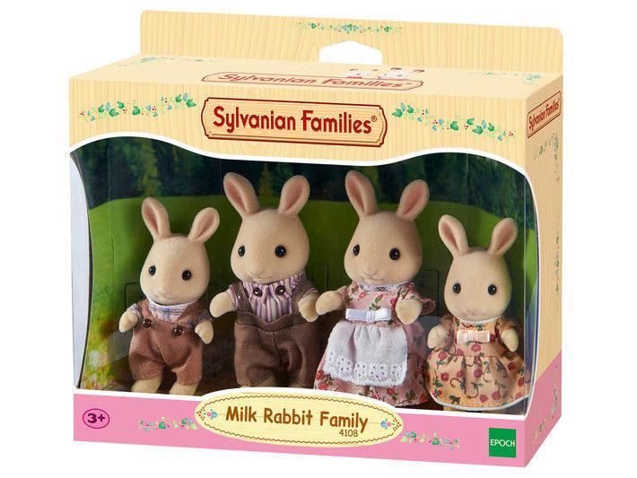 Picture of Milk Rabbit Family