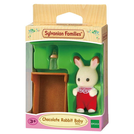 Picture of Chocolate Rabbit Baby