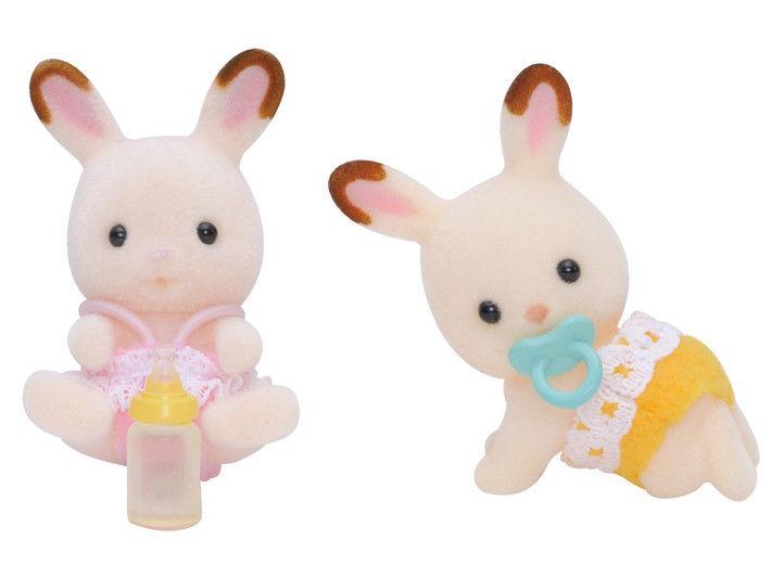 Imagen de Chocolate Rabbit Twins