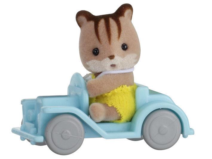 Зображення Baby Carry Case (Squirrel on Car)