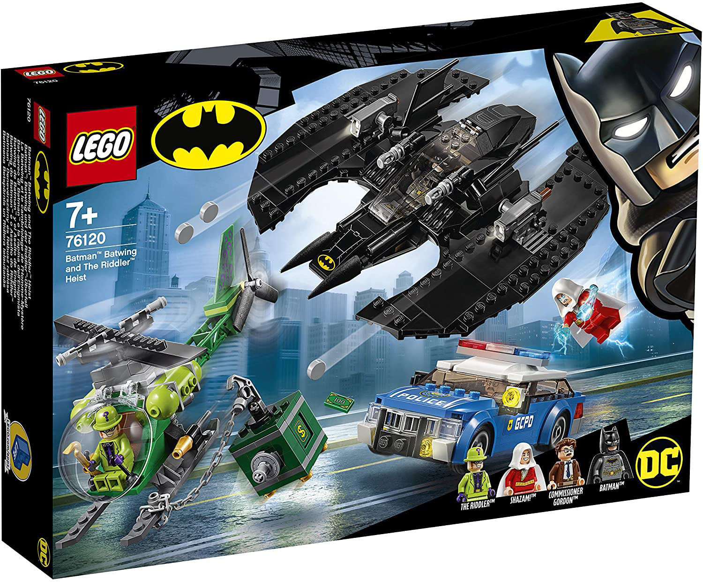 Изображение Batman™ Batwing and The Riddler™ Heist