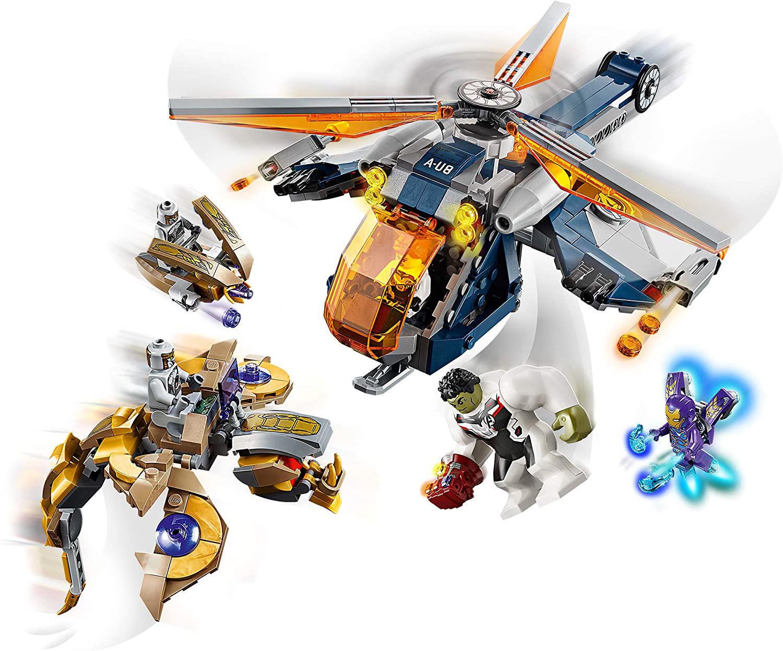 Изображение Avengers Hulk Helicopter Rescue